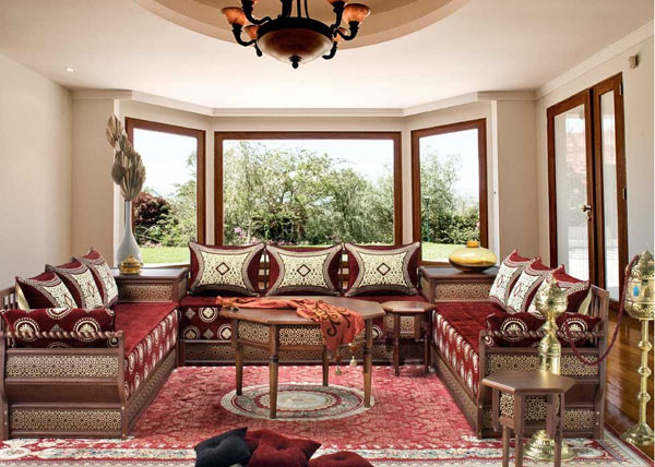 Favari Mobili Verona Arabic Sofa
