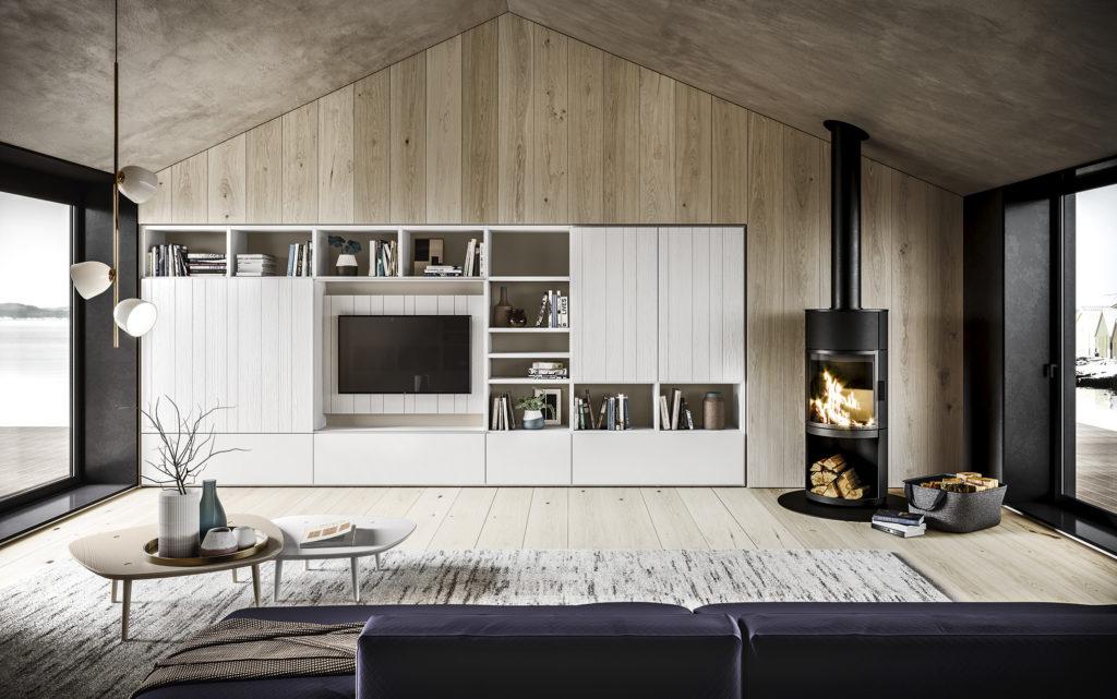 favari mobili legno di abete